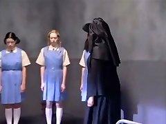 A group of teenager babes in weird teen porn