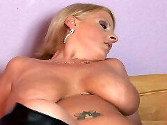 Italian Cougar Thick Huge Tits