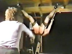 Horny inexperienced Piercing, Retro adult movie