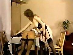 Extraordinaire homemade Vintage, Fetish adult movie