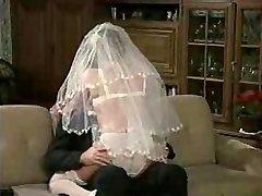 Steamy Bride! Retro porn!