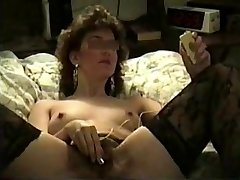 The Accomplish Hot, Hairy Wifey Homemade Sex Tap