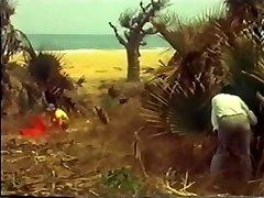 Nude Beach - Antique African BBC Bareback