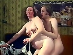 Exotic Amateur pin with Vintage, Stocking scenes