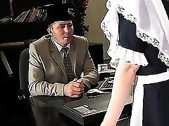 STP1 Handsome Teenager Maid wurde zum Ficken gemacht!