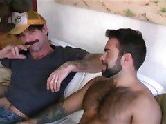 Hot real men doing serious gay job