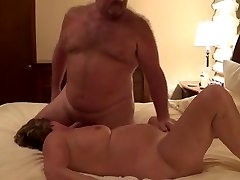 not daddy Bear Pummels The Wife - I am at 2HOOK-UP.COM