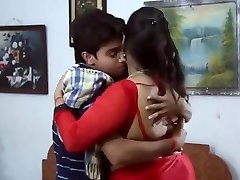 Savita Bhabhi Warm Movie with Young Boy