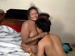 Indian aunty fucked Two