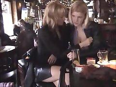 Public Slut - Cafe