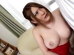 Fabulous Japanese chick Momoka Nishina in Outstanding Cumshot, Couple JAV scene