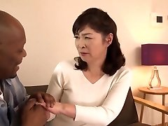 [blb-005]big Black Dicks A Japanese Mature Woman Goes For A Big Ebony Ride