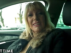 ADULT TIME Big Titted Gilf Gets Fucked By A Lucky Guy