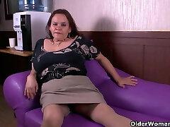 An older woman means fun part 197