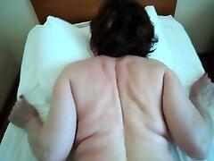 Mature MOM SON Plumb REAL Voyeur Amateur WIFE Covert Anal ass