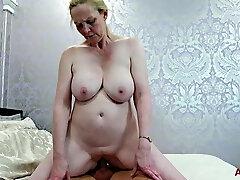 Immense Tits MILF Suzie Stone Hardcore Mature Sex
