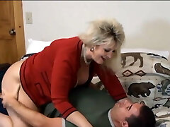 Fucking Mummy In Law Candee In Pantyhose