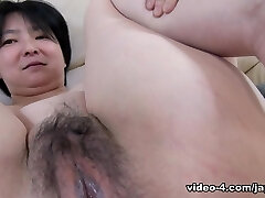 Skinny Japanese Cougar Submits To Dinky - JapanLust