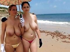 Mature big stellar tits