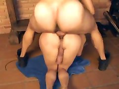 Tranny and Man fucks 2