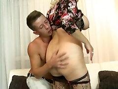 Mature busty rigid Mom sex