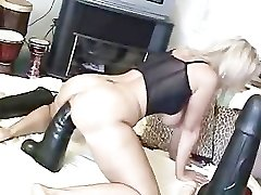 Huge Faux-cock Clips