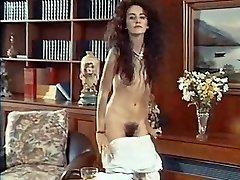 ANTMUSIC - antique 80's lean hairy strip dance