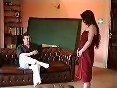 Horny amateur Antique, BDSM porn scene