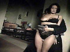 vintage intercrural sexe (highcut de la culotte)