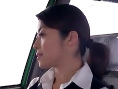 Crazy Chinese chick Nao Mizuki, Hikari Hino in Super-naughty Car, Pussy Eating JAV movie