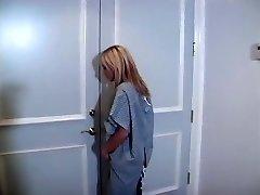 Incredible pornstars Hillary Scott, Roxy Jezel and Buster Good in insane pornstars, vintage adult video