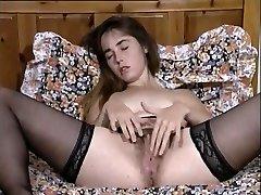 Crazy Antique, Masturbation adult clip