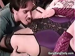 Pregnant mom deep throats many hard rods part5