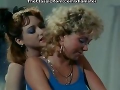 Ginger Lynn Allen, Lois Ayres, Gina Carrera in classic fuck-a-thon