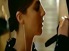 Splendid celeb Anna Mouglalis gets bare in the film Under a False Name