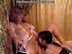 Pedicure and lesbian pussy slurp
