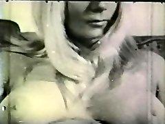 Glamour Nudes 654 1960's - Scene 3