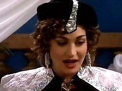 Vanessa Chase, Juli Ashton, Ron Jeremy in classical fuck movie