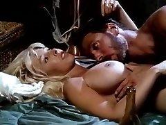 Victoria Paris, Steve Drake in big-boobed foolish in dark-hued boots performs vintage sex