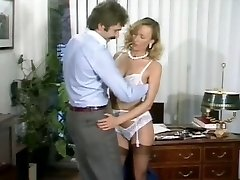 Ursula Gaussmann-Hook-up at the office(Gr-2)