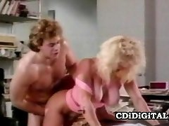 Brandy Bosworth - Bustillicious Retro Milf Office Hump