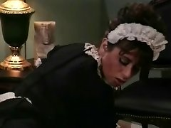 Old School Gig Heather Lee As A Maid
