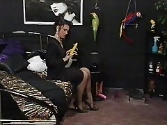 A fine Maid meets her Mistress Girl-on-girl Cravings