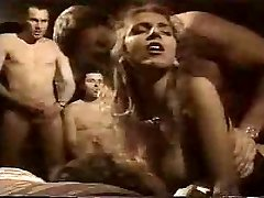 French Retro Gangbang in Hotel Room by TROC