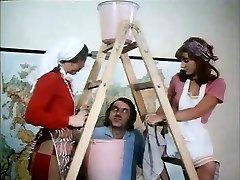 Gefahrlicher Lovemaking fruhreifer Madchen 1972