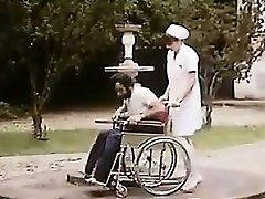 Unshaved Nurse And A Patient Having Orgy