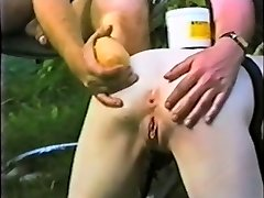 Subordinated slave maid ass distroyed