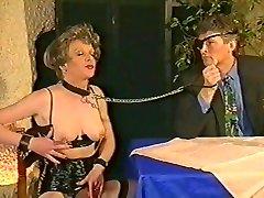 Elderly Femmes Extreme - Alte Damen Hart Besprung