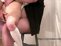 The young breezy gets fingered and fucked by an elder man