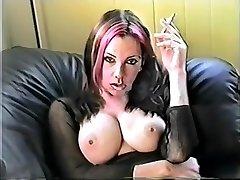 Finest amateur Big Mammories, Smoking xxx movie